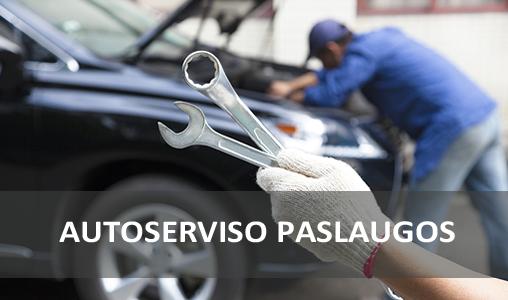 Autoparkų valdymas | Autoserviso paslaugos